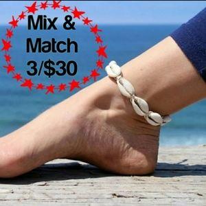 Beach bracelet/anklet